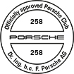 Officially approved Porsche Club 258